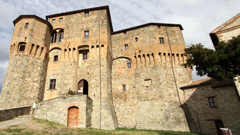 Rocca delle Fiabe a Sant'Agata Feltria